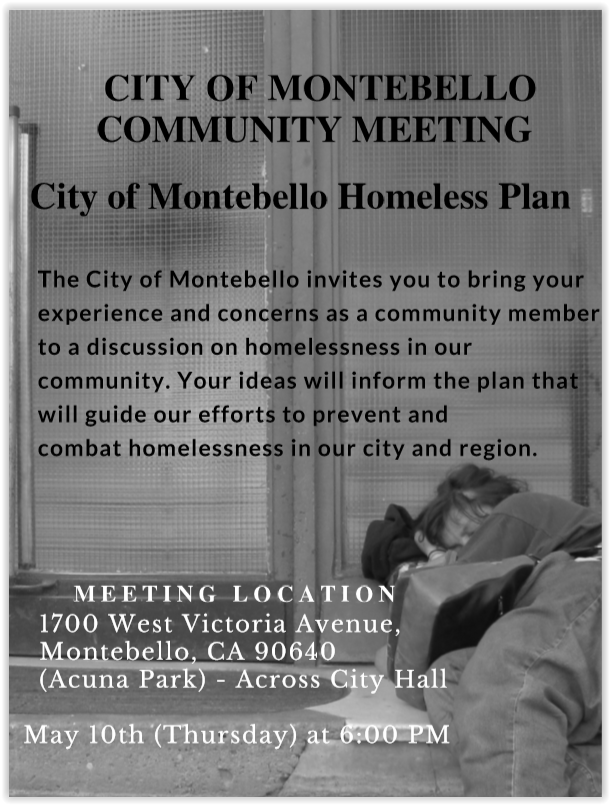 homeless plan